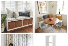 Ikea hacks - Créer un banc avec un KALLAX