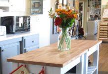 Kitchen Island IKEA Hacks So Creative You've Got to See