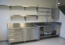 Custom Stainless Shelves  |  Allied Stainless