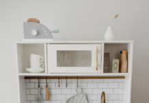 Scandinavian Modern IKEA Play Kitchen Hack — Miss Jess Craven | Adventure & Travel Blog