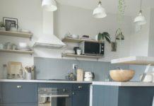 Comment repeindre une cuisine laquée - Home by Marie
