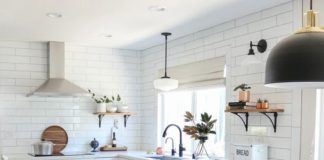 A Modern Yet Classic Kitchen Remodel Ideas