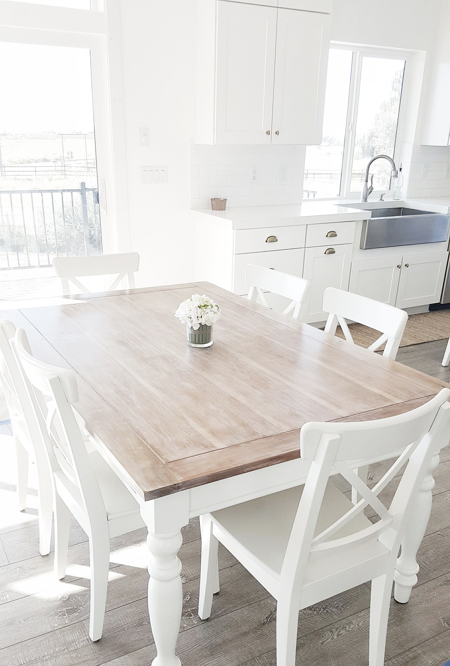 ikea kitchen table and chairs  Home   White Lane Decor   Decor ...