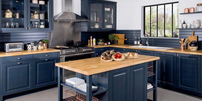 Ikea White Kitchen Cabinets Sol Vinyle Pour La Cuisine Comment Le Choisir Et L Installer Decor Object Your Daily Dose Of Best Home Decorating Ideas Interior Design Inspiration